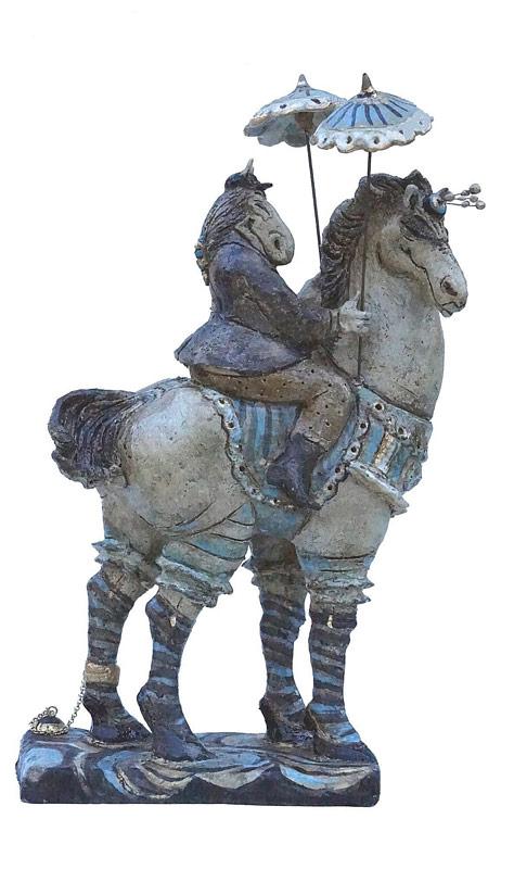 Paardensol, coolectie Van Elst-Moonen