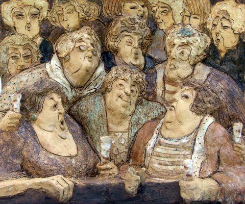 De damesclub